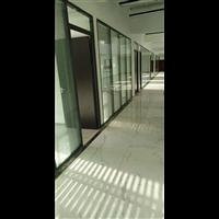 昆明办公玻璃隔断定制