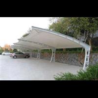 上海膜結構車棚安裝