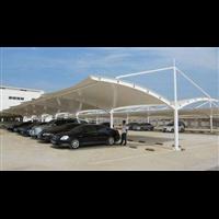 上海膜結構車棚安裝施工