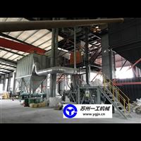 蘇州一工石膏砂漿生產線成套生產設備