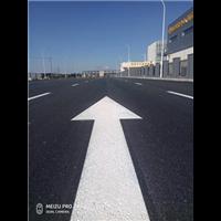 衢州道路劃線