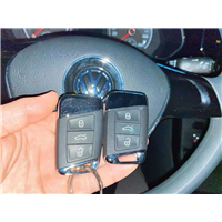 金华奔驰车钥匙