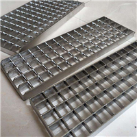 船舶不锈钢钢格板防腐镀锌钢格栅板踏步钢格栅板排水沟盖板