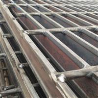 沈阳I型工字钢格栅板1热镀锌工字钢I型格栅板1U型钢格板规格