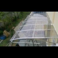 新疆PC耐力板雨棚