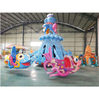山东自控飞机游乐设备
