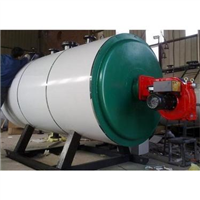新疆超低碳燃气热水锅炉