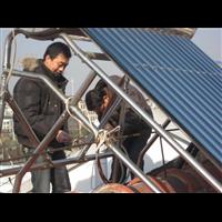 太阳能热水器漏水
