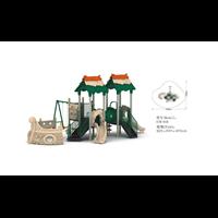 深圳不锈钢滑梯儿童水上乐园设备