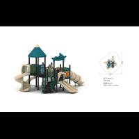 深圳儿童滑梯厂家游乐设施设备