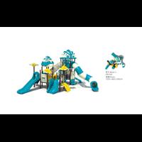 深圳儿童滑梯厂家大型儿童游乐设备