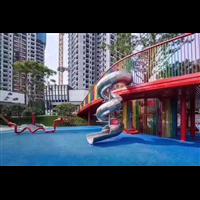深圳不锈钢滑梯儿童室外游乐设备厂家