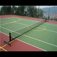 葫蘆島籃球場施工