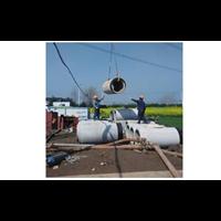 郴州顶管工作接收井施工
