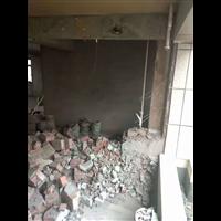 长沙专业房屋拆除