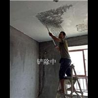 株洲铲白灰工程