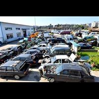福州废旧汽车回收站