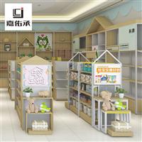 廣西南寧玉林母嬰展示架批發母嬰店貨架生產廠家