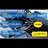 天津汽车甲醛检测