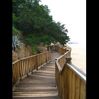 海南防腐木楼梯