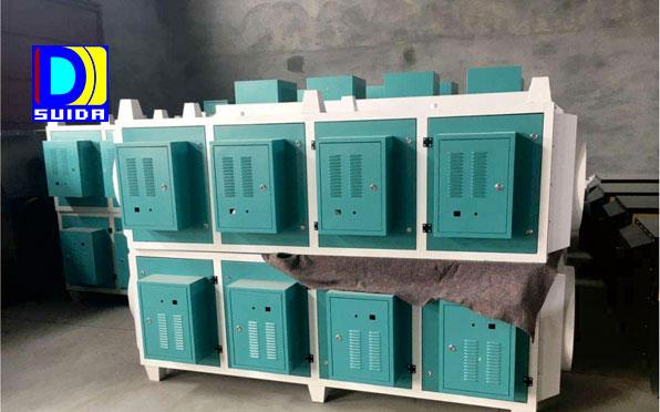低温废气净化器
