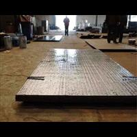 碳化铬堆焊耐磨板钢厂电厂水泥厂专用耐磨板