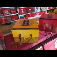 四川老月饼包装盒