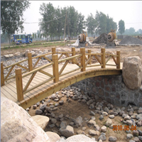 宜宾防腐木木桥