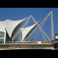 ETFE膜结构棚设计安装厂家