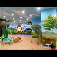 三明幼儿园彩绘