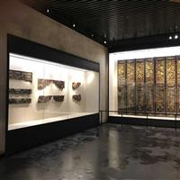 博物馆文物柜文物展柜定做恒温恒湿展柜制作厂家