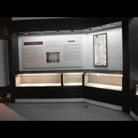 博物馆展示柜制作厂家直销博物馆平柜文化馆通柜订做