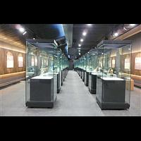 透明玻璃展柜单品珠宝首饰展示柜博物馆展示柜古玩古董瓷器陈列柜