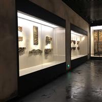 文物展览展示柜器样工艺品展柜台珠宝玉品透明展示台新款展柜定制