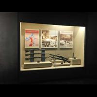博物馆展示柜艺术品展柜古董文物瓷器陈列柜酒庄展柜文玩收藏展览