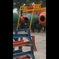 新疆双龙JZM小型混凝土搅拌机