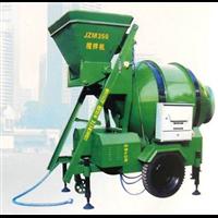 新疆双龙JZC350混凝土搅拌机