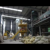 新疆双龙全自动型砂浆搅拌站