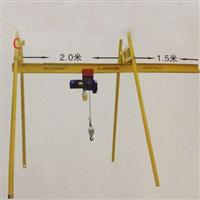 新疆双龙四柱式直滑吊运机