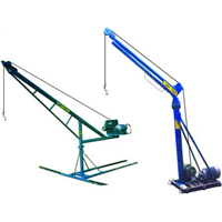 新疆双龙旋转式吊运机丨全角式吊运机