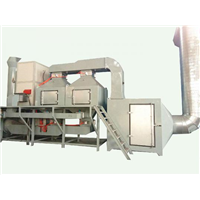 新疆废气催化燃烧设备