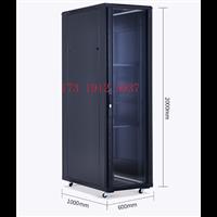 2米玻璃门机柜