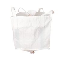 可定制白色太空袋编织袋吨包集装袋桥梁预压袋1吨塑料pp吨包吨袋