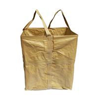 东莞平底两吊环吨袋水泥吨袋正方形吨袋吨包集装袋厂家直销