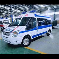 上海120跨省救护车