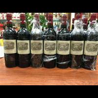 宣城回收红酒