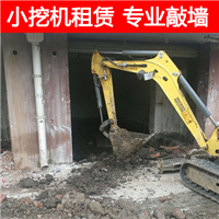 江北区小挖机出租