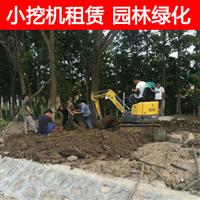 宁波小挖机出租