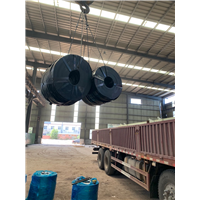 C厂家全国配送长期批发桥梁黑退金属波纹管带钢Q195