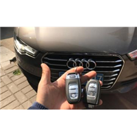 莱芜配汽车遥控器钥匙